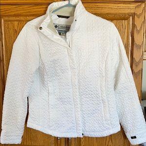 Columbia jacket.